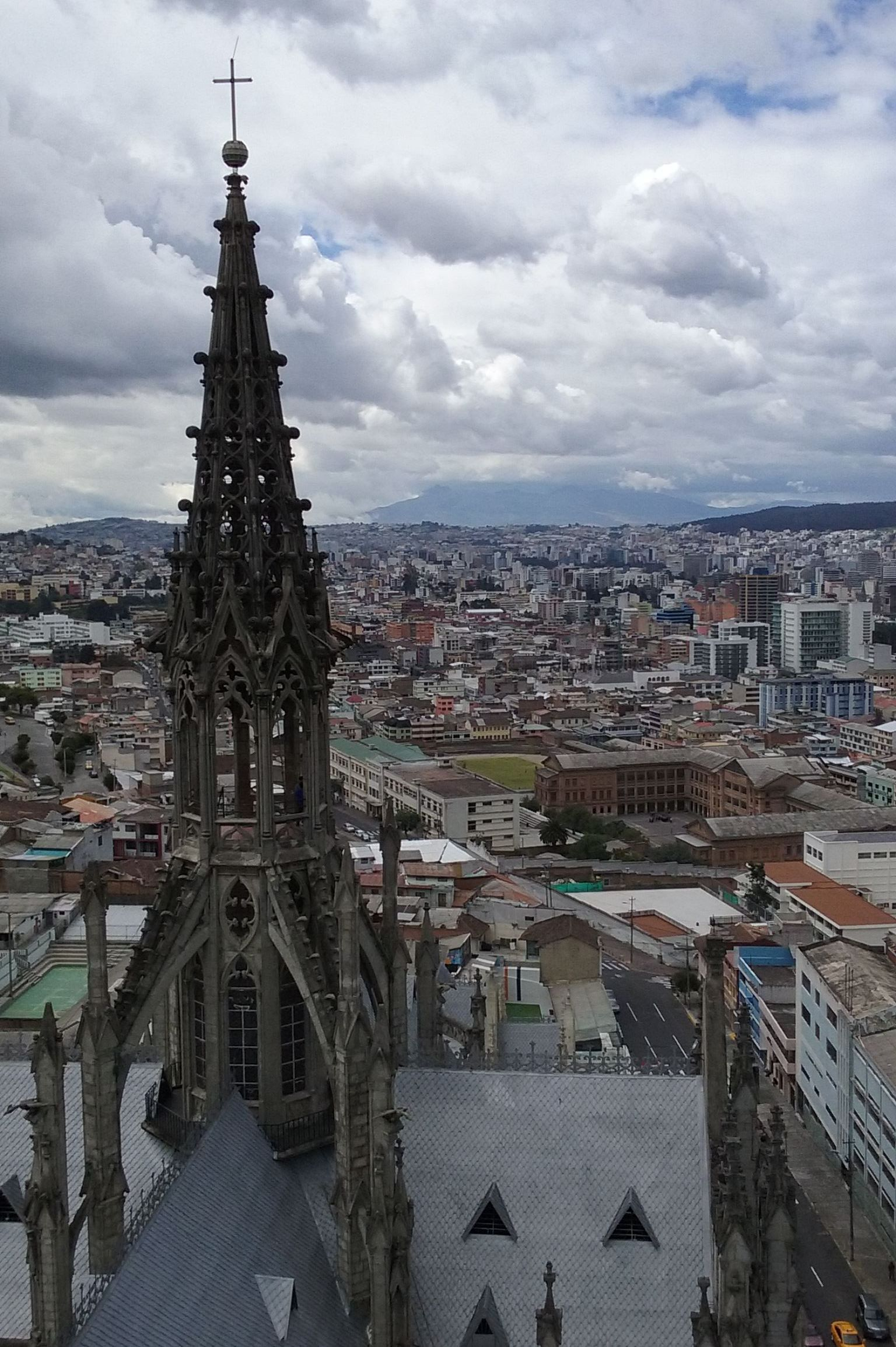 Quito's Top Attractions Pass with Airport Pick-Up (Save 10% on tickets)