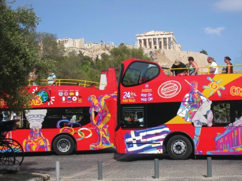 Hop-on/Hop-off City Tour - 24h ticket + 1 day free
