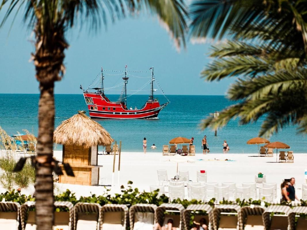Clearwater Beach Family-Friendly Pirate Ship Adventure Cruise