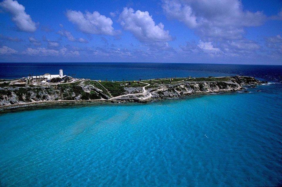 Royal Garrafon Park Isla Mujeres Day Trip from Cancun