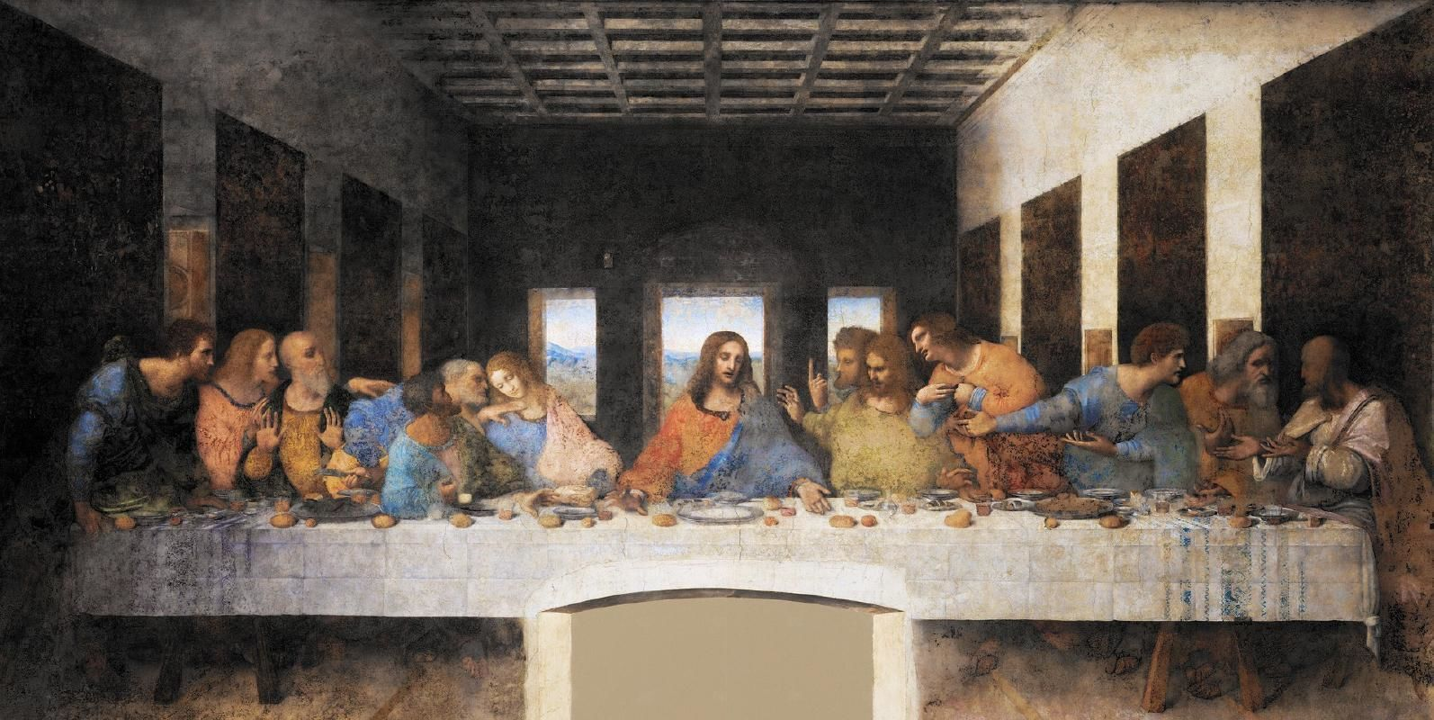 The Last Supper Skip the Line Tickets with Free Book