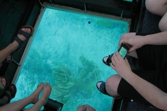 Key West day trip with glass bottom boat ride from Fort Lauderdale