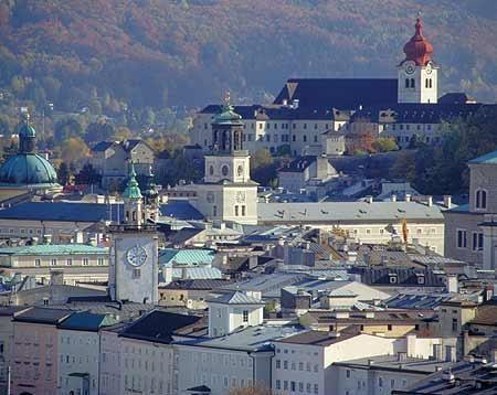 Panorama City Tour Salzburg