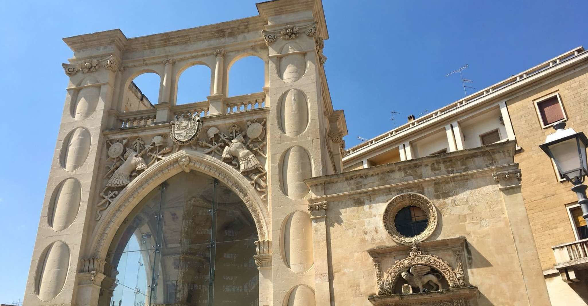 Best of Lecce Free Walking Tour