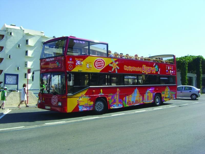 Hop-on/Hop-off City Tour Albufeira – Four Day Ticket