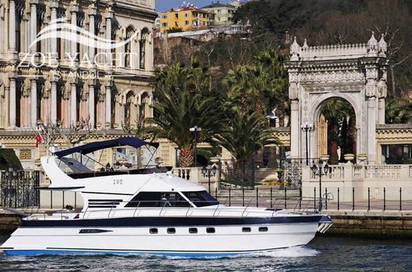 Istanbul - Bosporus boat tour on a private yacht (with guide)