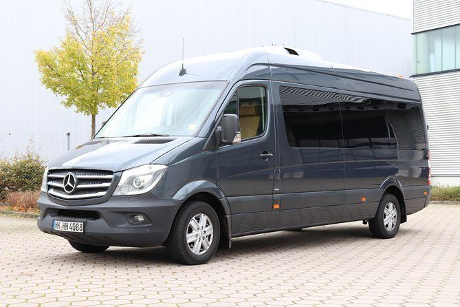 Private Sightseeing Tour with our Minibus 8-seater