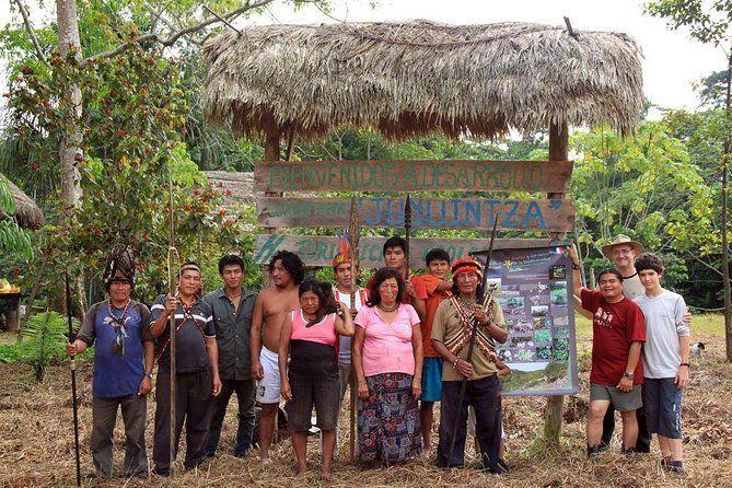 Ikiam Jungle Expedition Amazon Heart