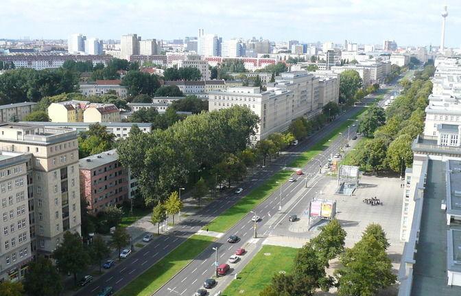 Hearing walk Friedrichshain