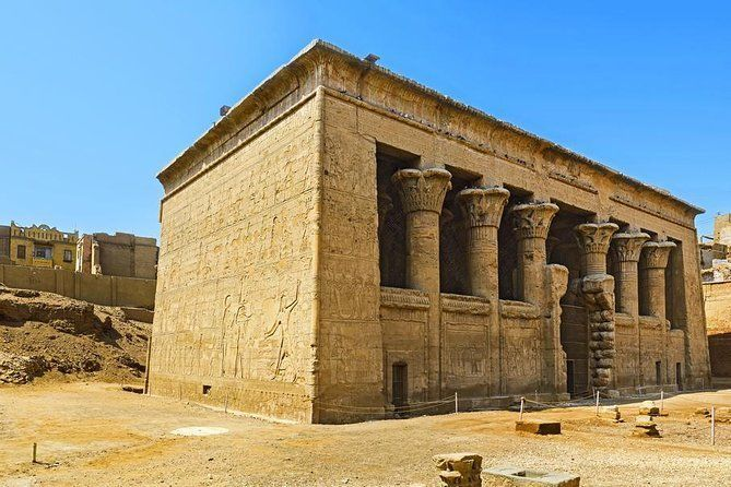 Temple Of Khnum At Esna Private 5 Hours Tour From Luxor