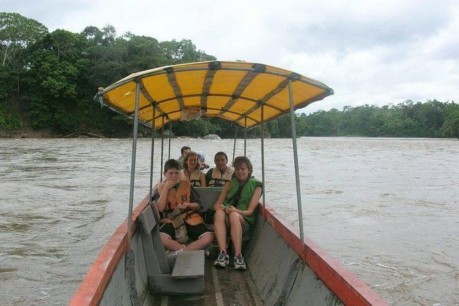 Cuyabeno - Aguas Negras - Primary Forest 4 Days 3 Nights All Inclusive