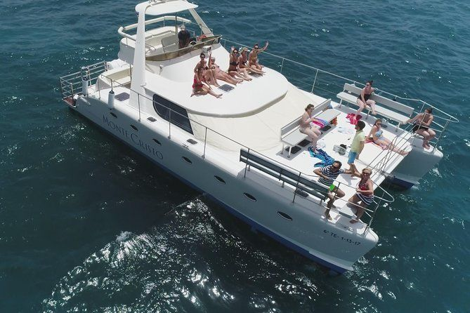 Whale and Dolphin Watching Luxury Catamaran, Free Meal & Transfers