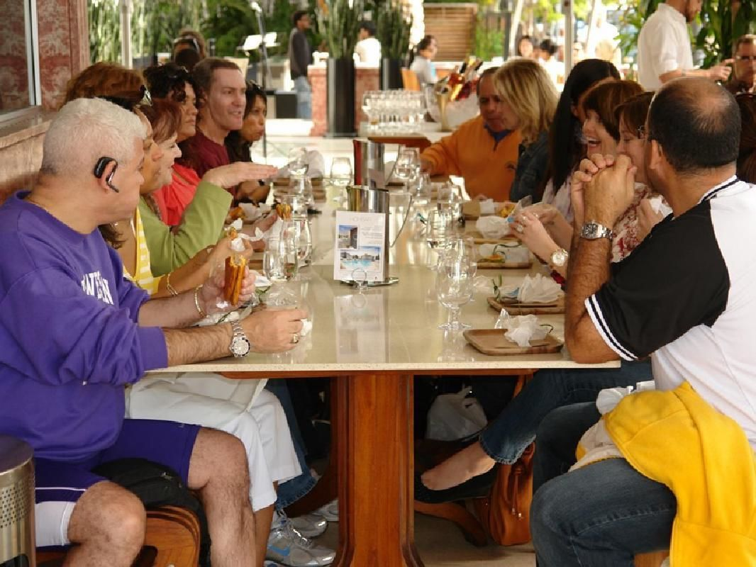 Miami Lunch or Dinner Guided Walking Food Tour