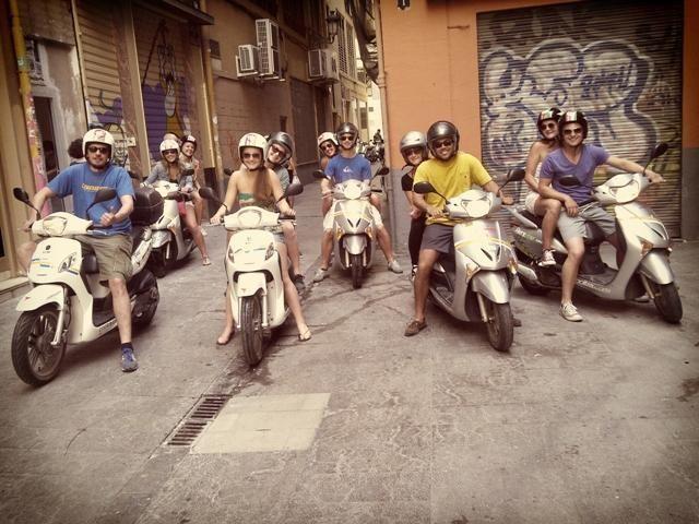 Valencia Expess Scooter Tour
