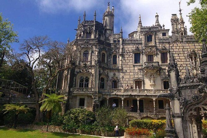 Sintra or Sintra - Cascais Private Tour (from Lisbon)