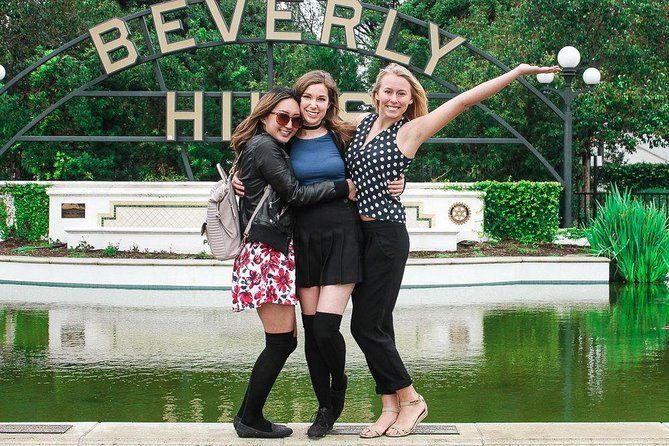 Full-Day Iconic Sights of LA, Hollywood, Beverly Hills, the Beaches and More