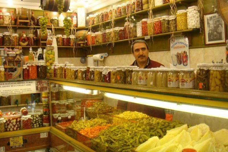 Culinary Walks Kadikoy (Chalcedon) Treasures