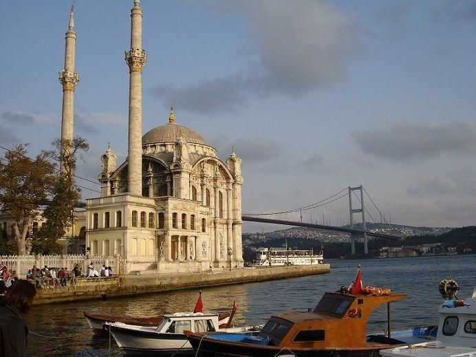 Bosporus boat tour in the afternoon followed by a city tour