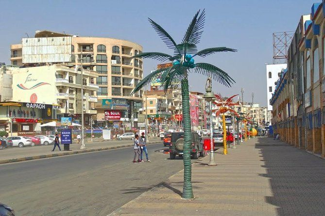 Hurghada City Tour by bus