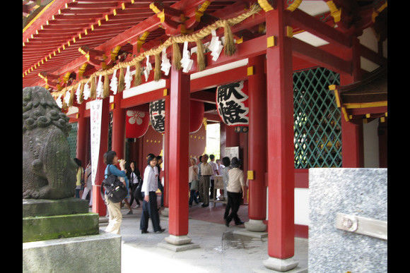 Enjoy a walking tour in Dazaifu in Fukuoka
