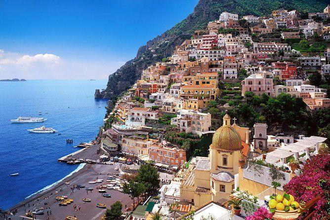 Amalfi Coast Sharing tour - Semiprivate