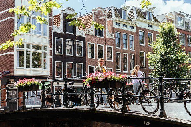 The Essential Amsterdam Private Tour By Bike / E-bike