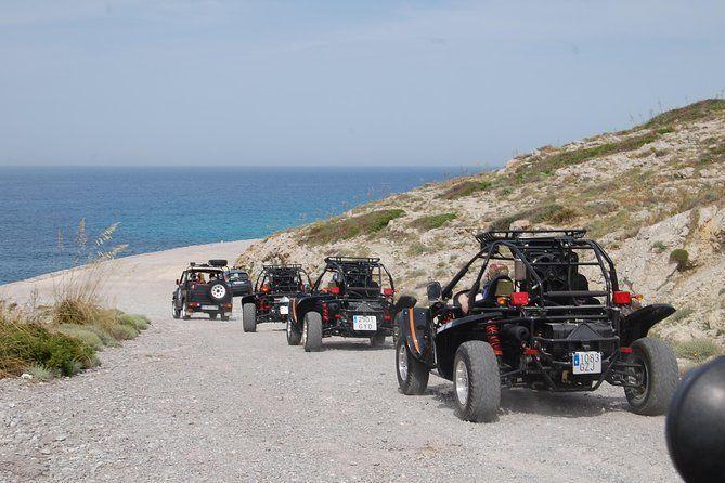 Buggy tour: East area of Mallorca