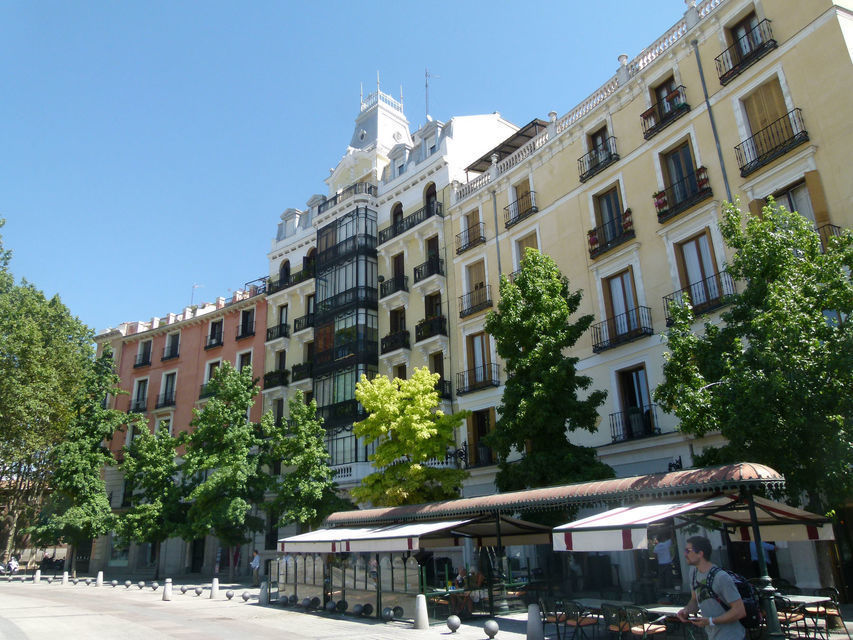 Madrid: Essential Ninebot-Segway Private Tour