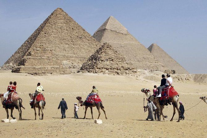 Day Tour to Cairo from Sharm-El-Sheikh By Flight
