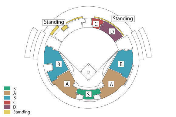 Get Baseball Game Tickets for Fukuoka Dome in Fukuoka!