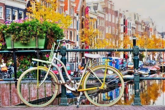 Amsterdam private bike tour