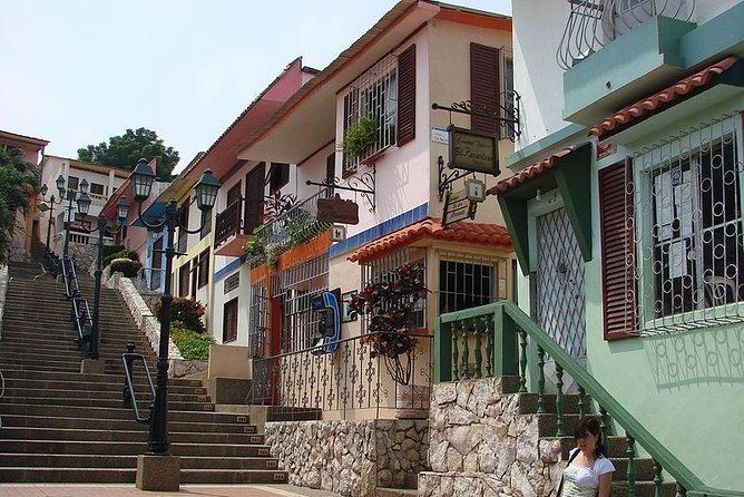 Private Guayaquil City Tour Including Malecon, Las Peñas and The Historical Park