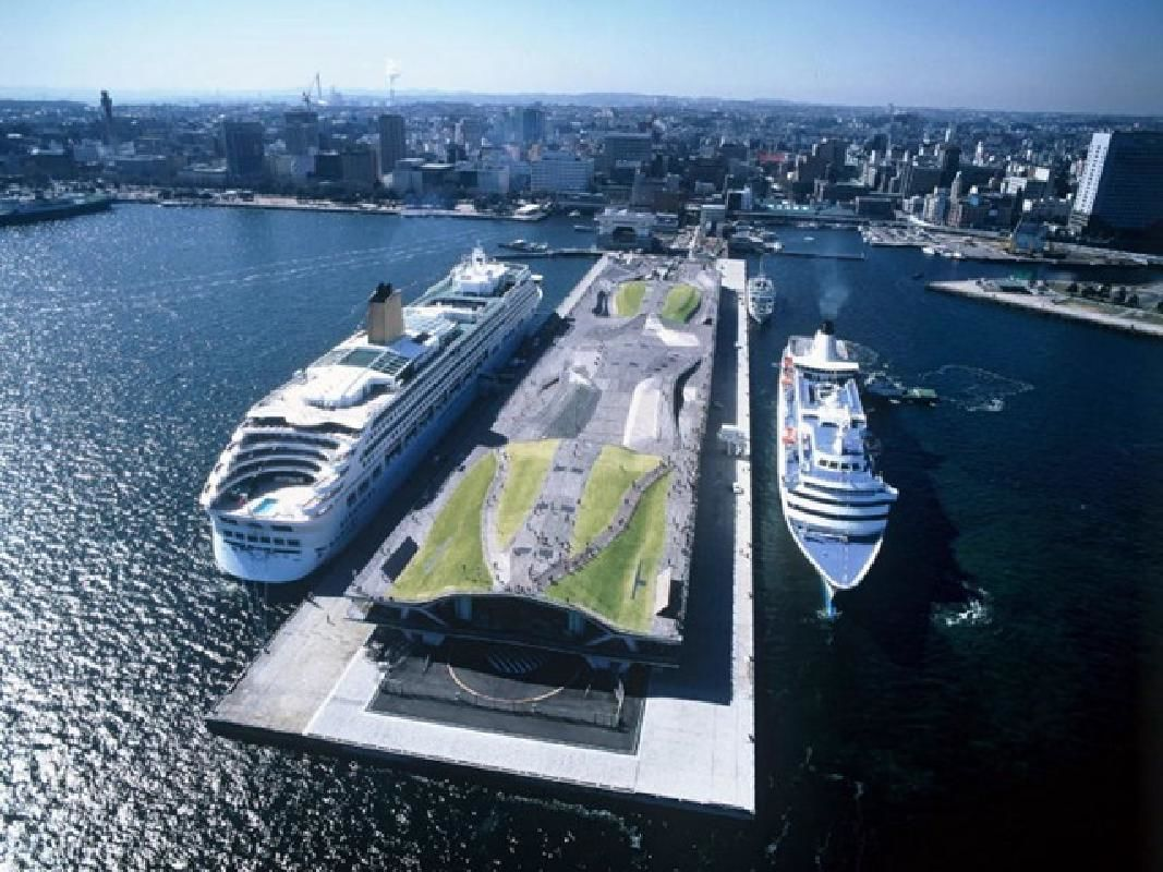 Yokohama's Best Sights Private Taxi Tours