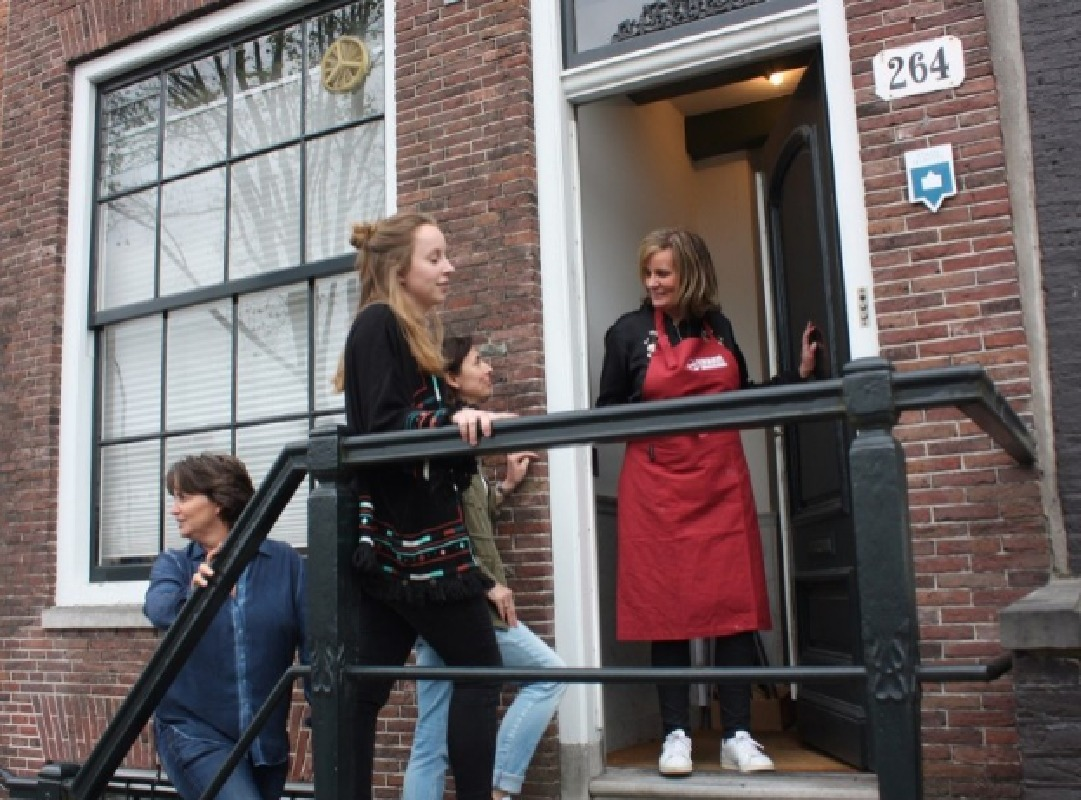 Amsterdam Home Cooking Experience with a Local Host