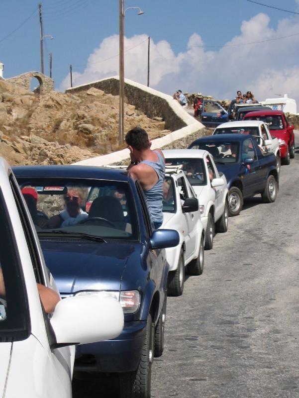 Mykonos Excursion Jeep Safari
