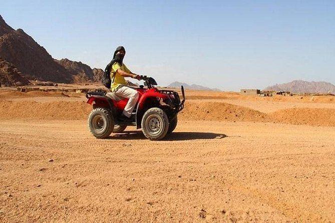 5x1 Desert Adventure from Sharm El Sheikh