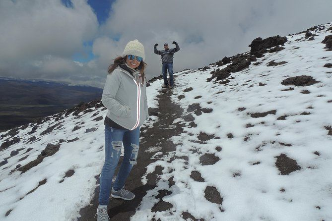 Cotopaxi National Park Private Day Tour