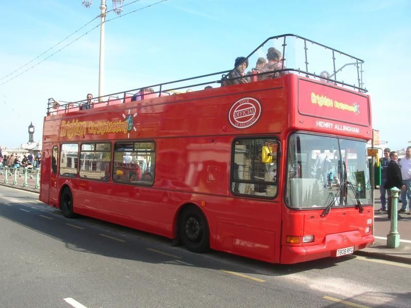 City Tour Brighton Hop-on/ Hop-off City Tour - 24h ticket
