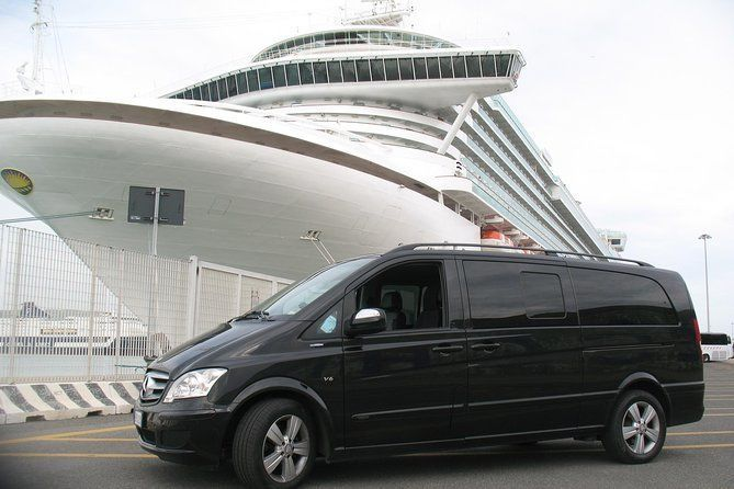 Private transfer from Sorrento to Naples with 2 hours stop in pompeii