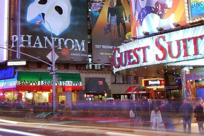 Broadway Theatre Tour: an audio tour of the theatre world's most iconic district