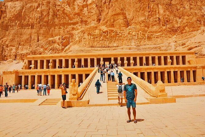 Private Tour: Valley of the Kings, Queen Hatshepsut, Luxor and Karnak Temples