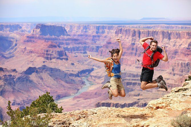Small-Group Grand Canyon Complete Tour from Sedona or Flagstaff