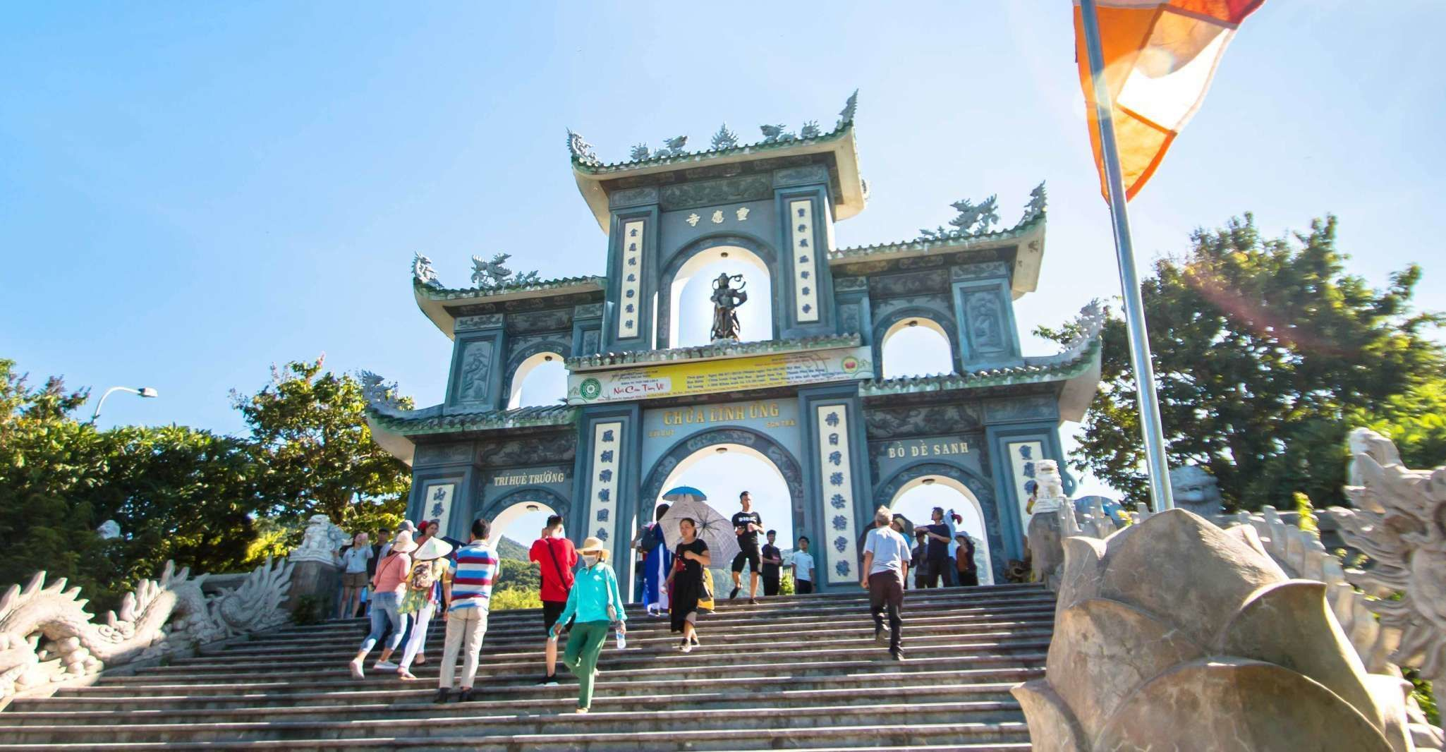 Da Nang: Small Group Half-Day City Sightseeing Tour