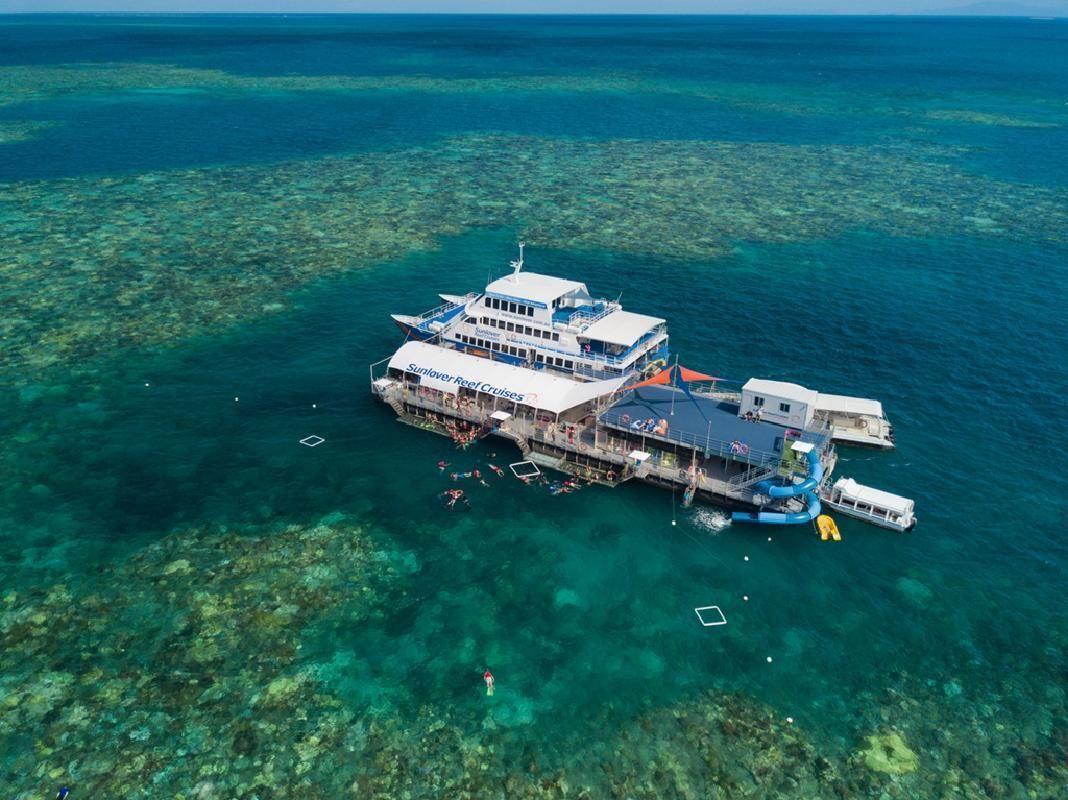 Kuranda Rainforest 2-Day Tour with Great Barrier Reef Sunlover Cruise