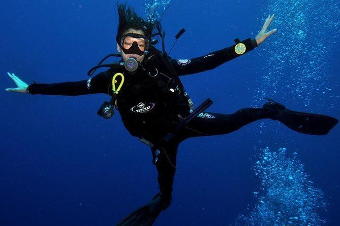 PADI Discover Scuba Diving in Sharm el Sheikh