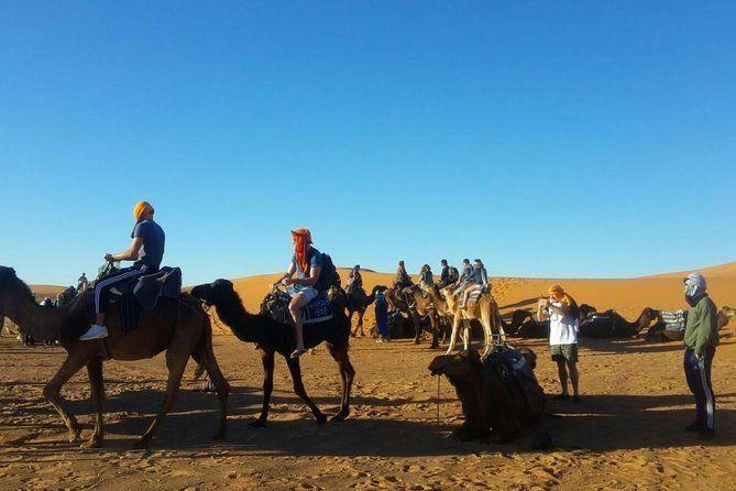 Morocco desert tours from Marrakech 2 days