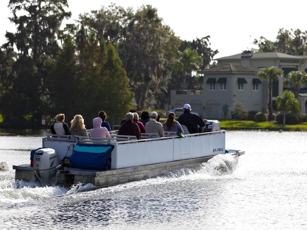 Sunday Gospel Brunch, Guided City Tour and Lake Cruise