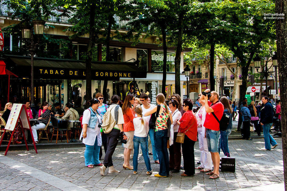 Paris Latin Quarter 2-Hour Private Walking Tour