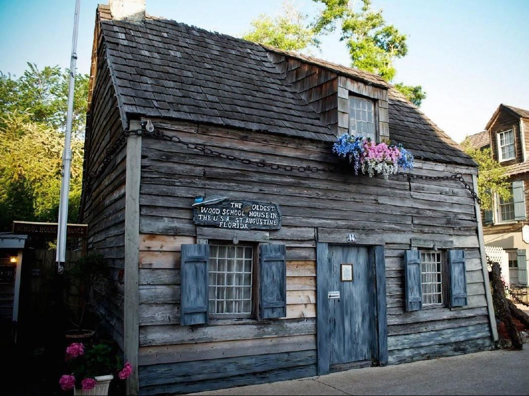 Full Day St. Augustine Tour & Guided Historic Colonial Quarter Experience