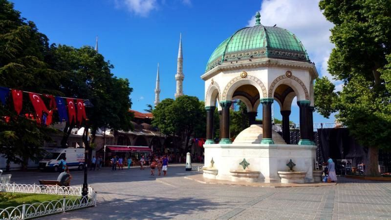 Private full day city tour Istanbul for beginners
